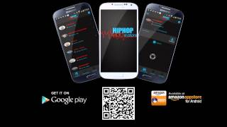 Hip Hop Radio Stations - Android App