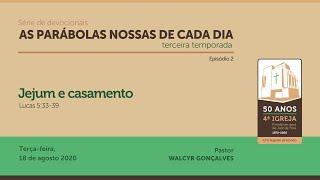 AS PARÁBOLAS NOSSAS DE CADA DIA   terceira temporada