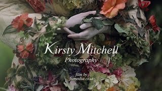 kirsty mitchell photography wonderland the stars of spring