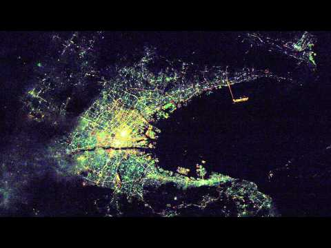 Part I: High-Res Images of Cities at Night (from ISS)