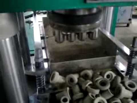 Hydraulic Tablet Press Ceramic Tablet Press Youtube