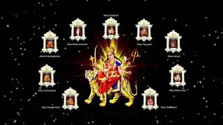 Navratri WhatsApp status video 2020 / 9 deviyon ke naam / Nav Durga roop / Best Navratri status