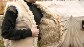 видео Дубленки из овчины