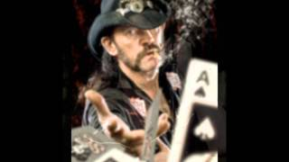 Lemmy Kilmister - Dont matter to me