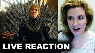 Game of Thrones Season 7 Trailer REACTION