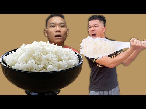 hack chien co huyen thoai tren may tinh - PHD | Trận Chiến Ăn Cơm | Rice Eating Challenges