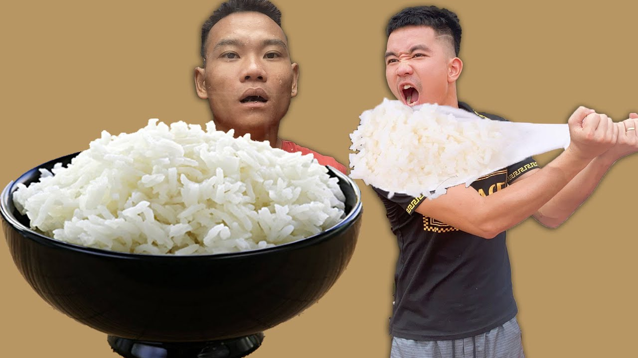 Download PHD   Trận Chiến Ăn Cơm   Rice Eating Challenges