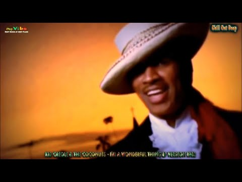 Kid Creole & The Coconuts - I'm a wonderful thing, baby   Official Video 1080p