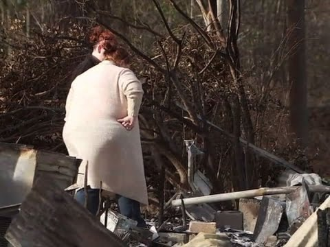 911 dispatcher aids her own family in fire