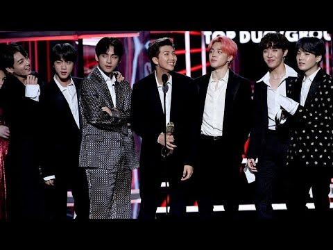 BTS คว้า 2 รางวัลใหญ่ และขึ้นแสดงโชว์บนเวทีระดับโลก 2019 Billboard  Awards