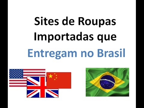09678cf20 Site de Produtos Importados - Roupas que Entregam No Brasil - YouTube