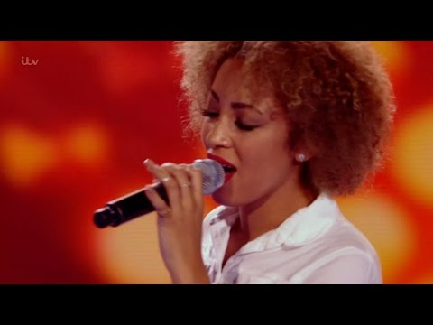 The X Factor UK 2015 S12E10 6 Chair Challenge - Girls - Kiera Weathers Full Clip