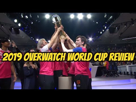 2019 Overwatch League World Cup Review