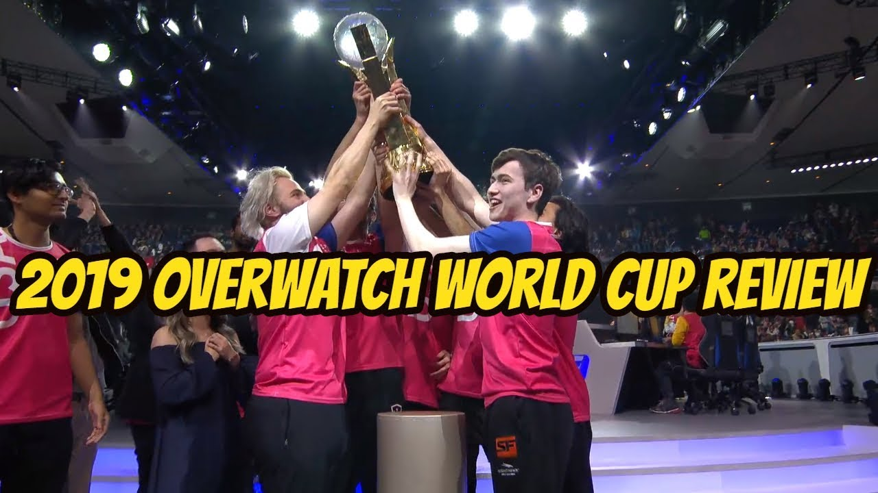 When Is Overwatch World Cup 2021
