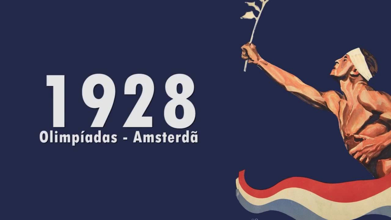 Olimpiadas: Amsterdã - 1928 - YouTube