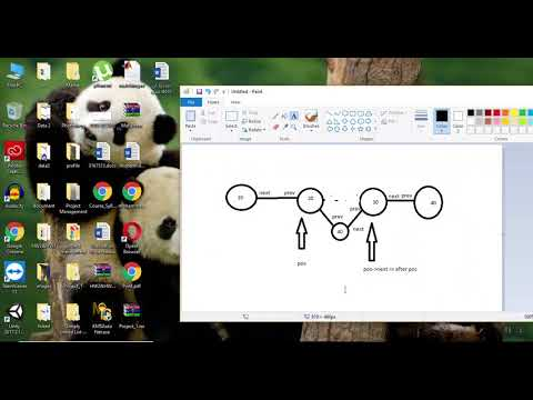 Doubly linked list part 2