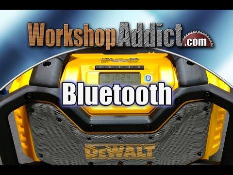 dewalt radio dcr025. dewalt bluetooth radio \u0026 charger dcr025 dewalt dcr025 p