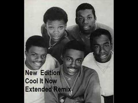 New Edition - Cool It Now (Official Music Video) - YouTube