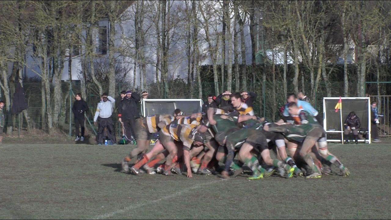 Rugby : Montigny-le-Bretonneux creuse l'écart au classement