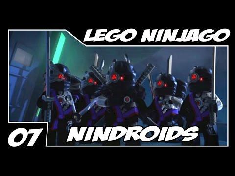 LEGO: Ninjago Nindroids - PSVITA - Parte 7 - Fim da Linha!? [Legendado PT-BR]