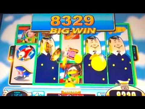 airplane slot machine wins triple