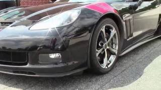 Accessorized Chevrolet Corvette Grand Sport - Heritage Package Videos