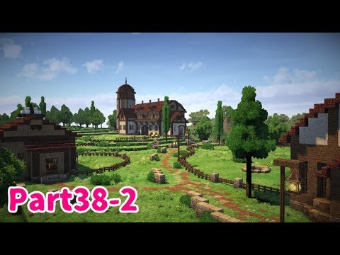 【Minecraft】ゆっくり街を広げていくよ part38-2