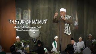 Download Video KH.Syukron Ma'mun - Maulid di Attaqwa MP3 3GP MP4