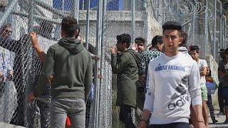Flüchtlinge auf Samos: ein Dilemma - auch für die Einwohner
