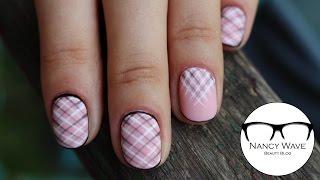 Дизайн ногтей гель лаком | Маникюр на коротких ногтях | Nancy Wave