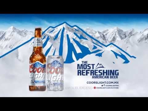 coors light the most refreshing american beer quotrocky