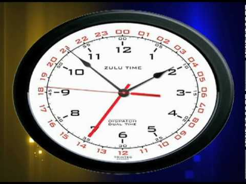 Convert central time to zulu
