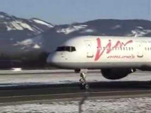 Vim Airlines Boeing 757-200