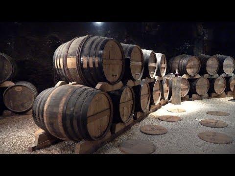 Coñac / COGNAC FRANCÉS  - Visita a las Bodegas CAMUS, elaboración, tipos de etiquetado y ensamblaje