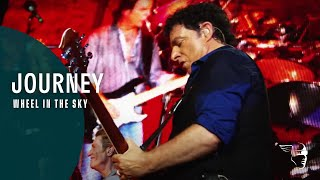 Journey - Wheel In The Sky (Live In Manilla)