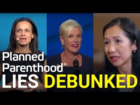 5 Planned Parenthood Lies Debunked by the Washington Post