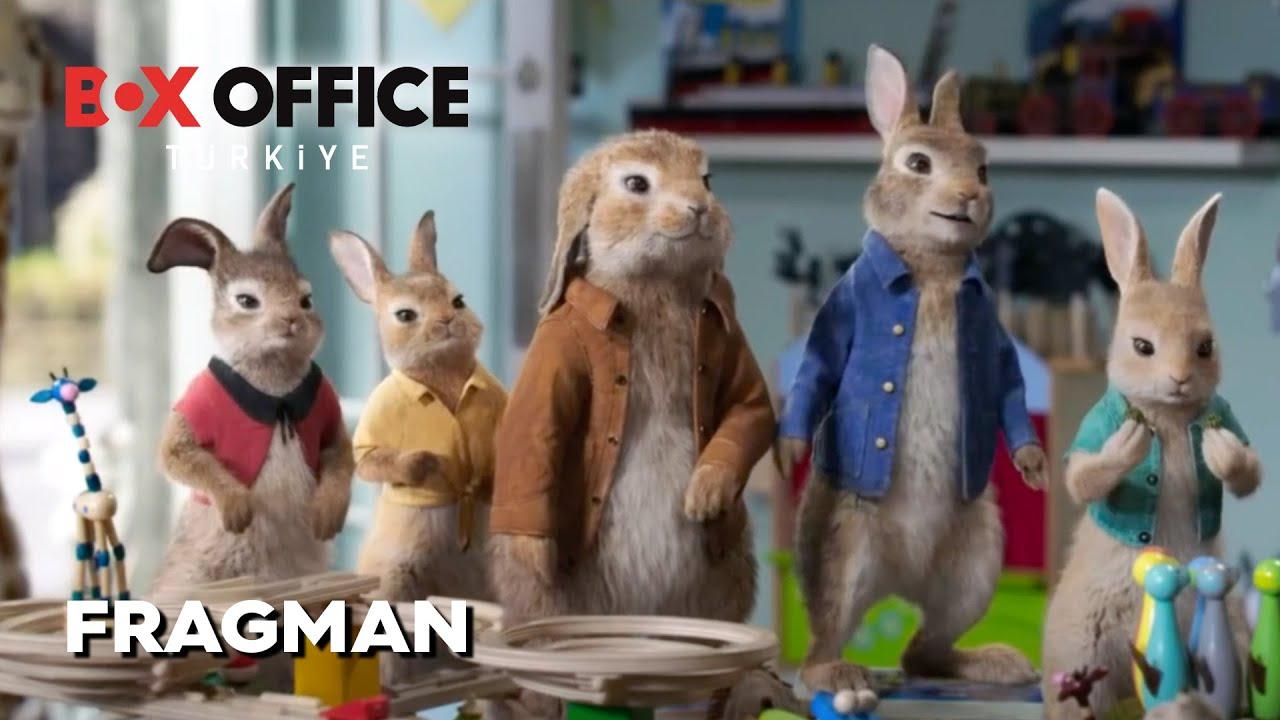 Peter Rabbit: Kaçak Tavşan: Dublajlı Fragman