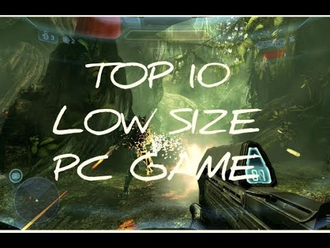 Top 10 INSANE Games For Low Spec PC | Game Size Under 500 Mb (with Download Links)