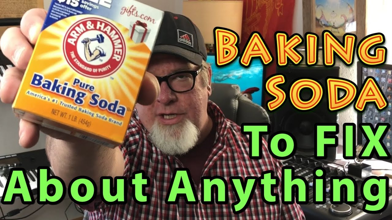 Baking Soda Trick To Fix About Anything