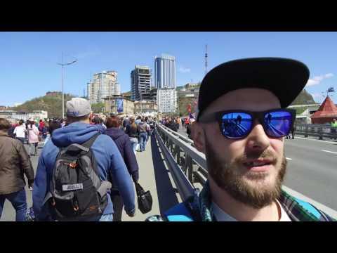 Vladivostok Vlog | LABOR DAY 2017