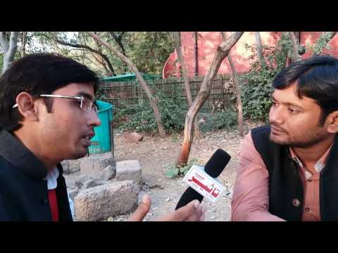 Exclusive interview of ex-president of students' union Jawahar Lal Nehru University, Kanhaiya Kumar