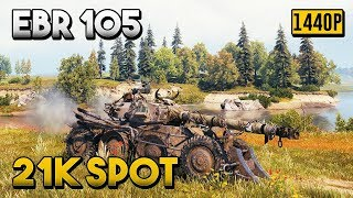 Panhard EBR 105 - New Meta - World of Tanks