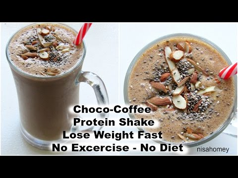 how-to-lose-weight-fast---2-kgs--no-exercise-or-diet---coffee-protein-smoothie/shake-for-weight-loss