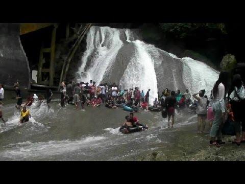 Bantimurung Waterfall, South Sulawesi, Indonesia