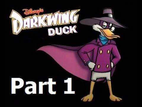 Darkwing Duck NES Part 1 / Dark Udder Cow