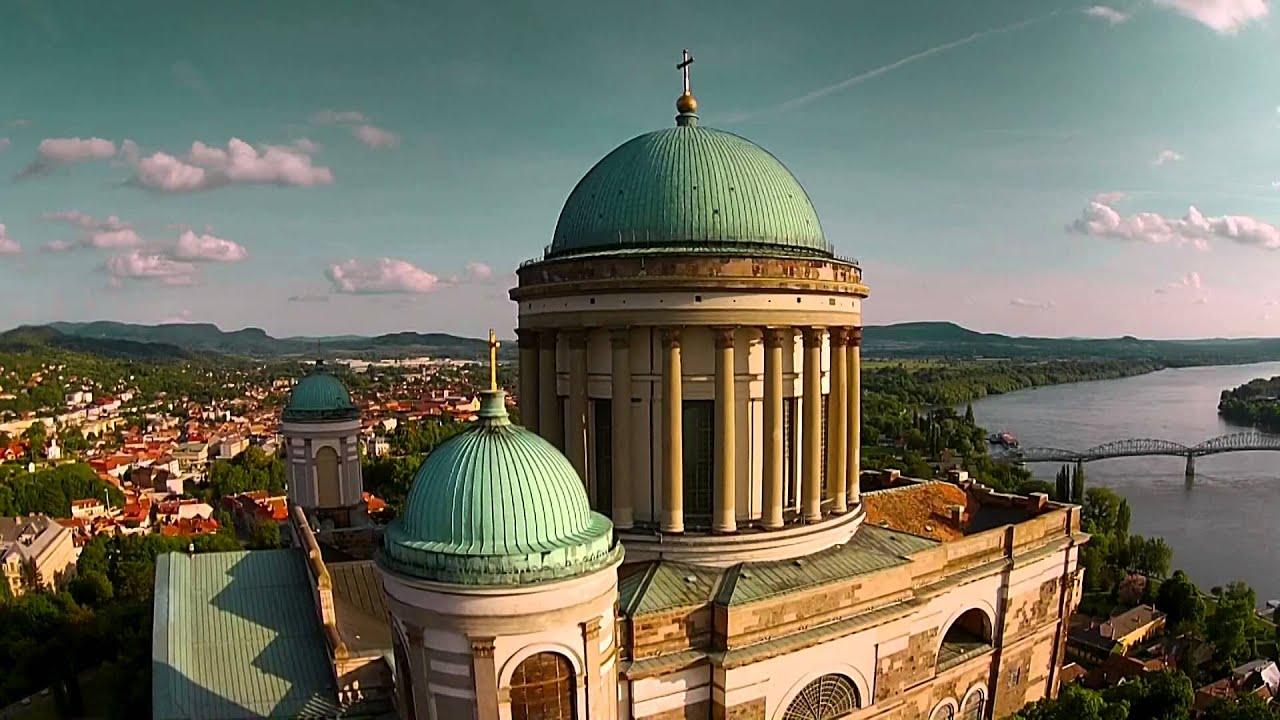 Esztergomi Bazilika - Drone felvételek