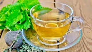 Drink A Glass Of Lemon Balm Tea Every Morning, THIS Will Happen To Your Body!