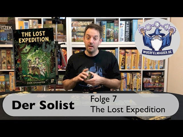 Der Solist - Folge 7: The Lost Expedition