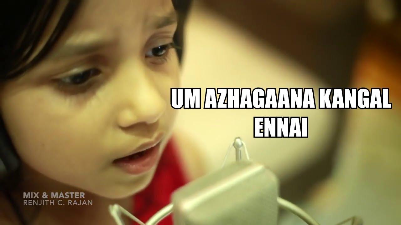 Download [Lyric Video] Um Azhagana Kangal | Cover | Hephzibah Renjith | New Tamil Christian Song