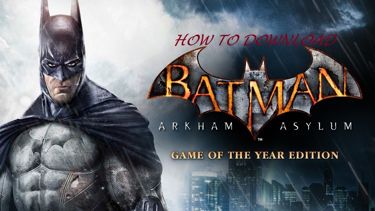 Batman: Arkham Knight - Game of the Year Edition Cheats ...